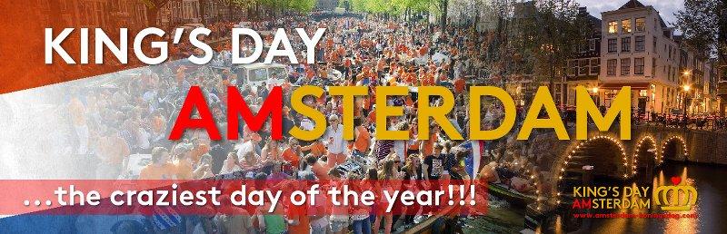Источник:www.amsterdam-koningsdag.com