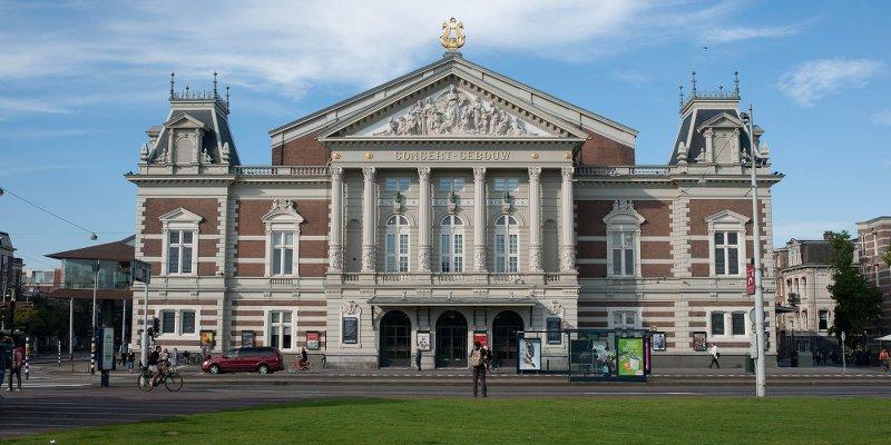 Источник:www.concertgebouw.nl