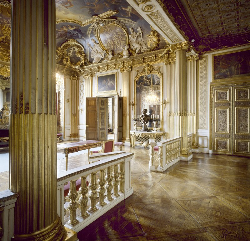 Вид из алькова.Источник:www.kungahuset. se