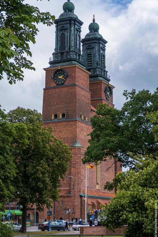 Клостер ширка – самая большая церковь Эскильстуны