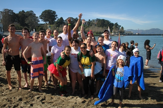 """2015 EBSS Plungers, post-plunge. (arguably """"polar"""")"""