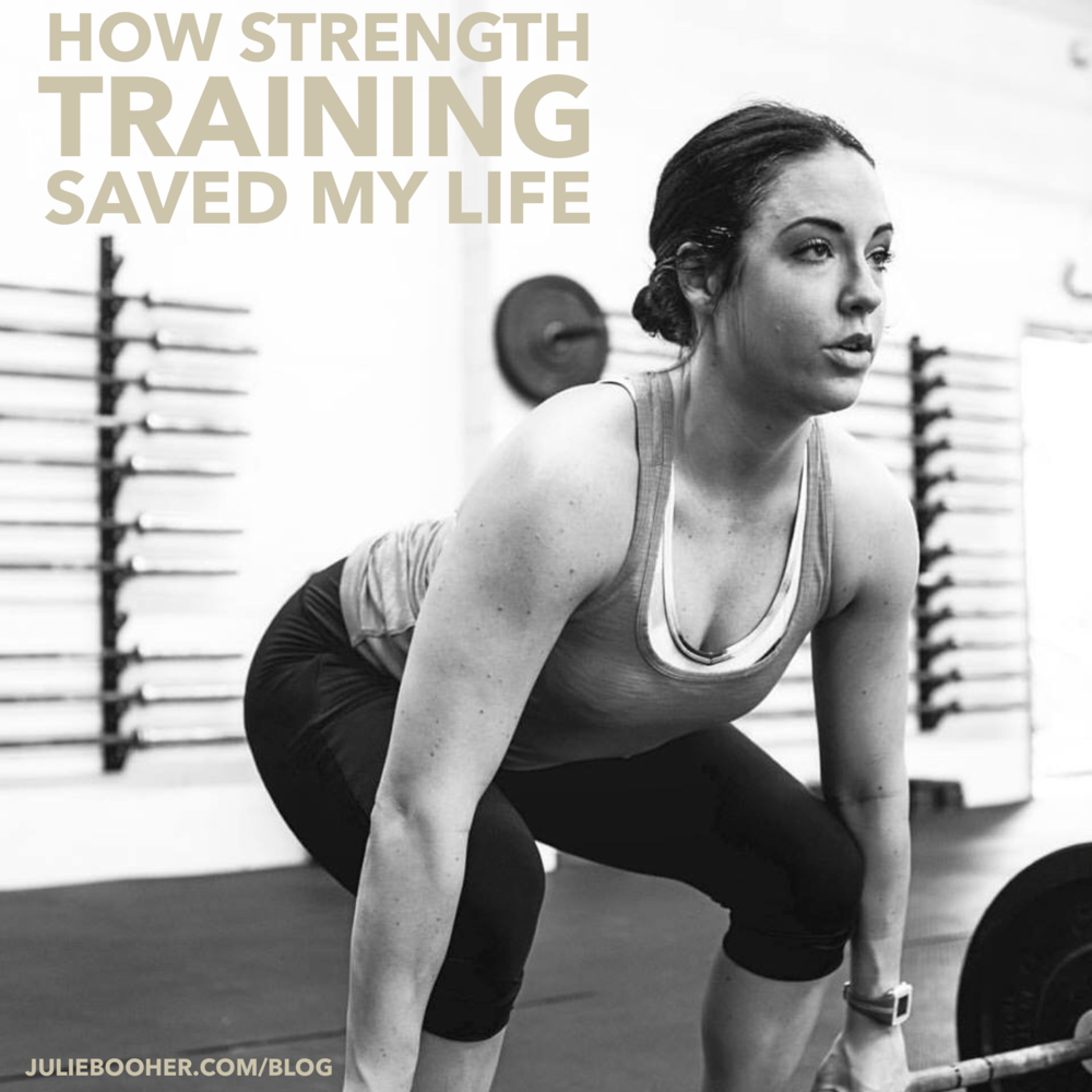 How the Weight Room Saved My Life