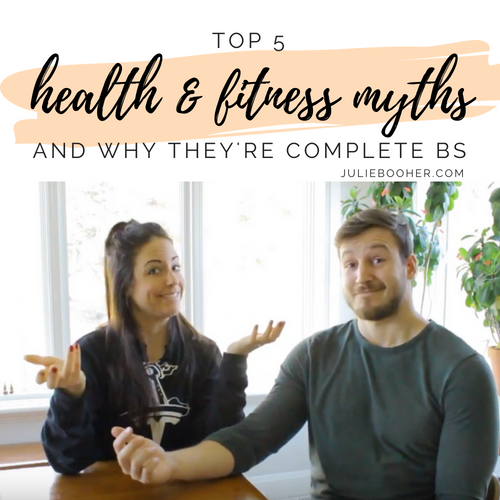 biggest myths health and fitness