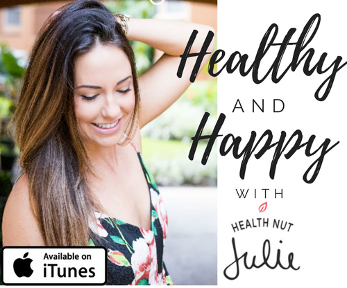 healthy and happy podcast