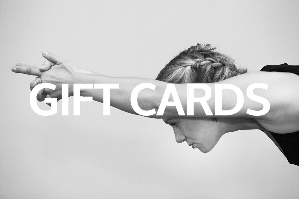 YO BK GIFT CARDS