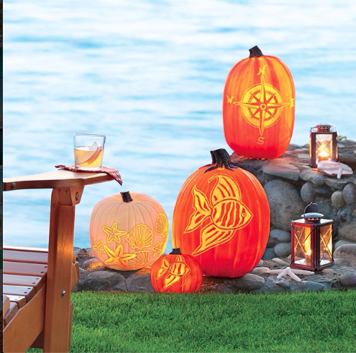 Coastal Living Halloween Instagram 14