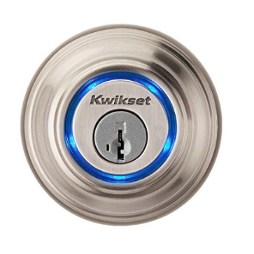 The Kevo Deadbolt by Kwikset