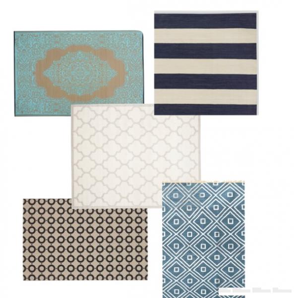 indoor /outdoor rugs