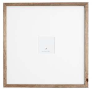 Pottery barn oversized mat wall frame.png