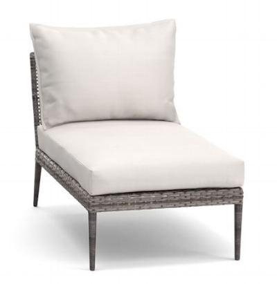 PB Cammeray sectional armless chair.png