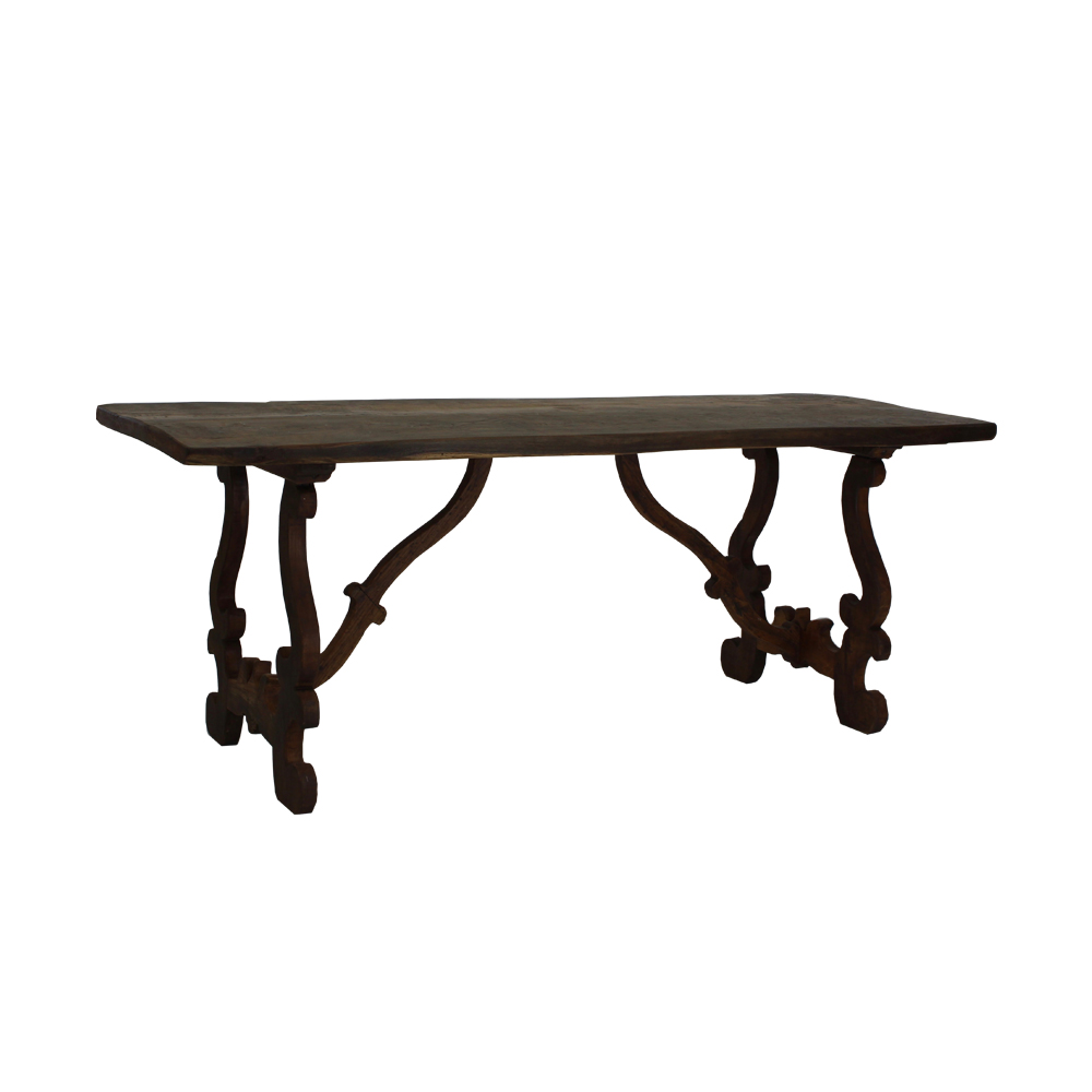 Spanish Style Refectory Table