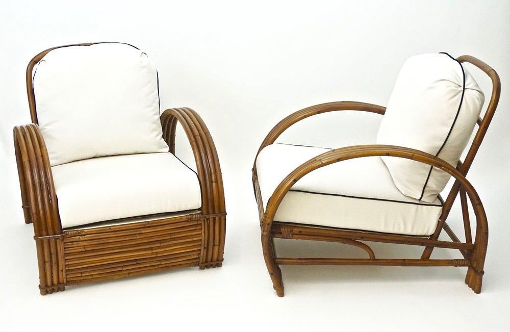 Rattan Lounge Chairs