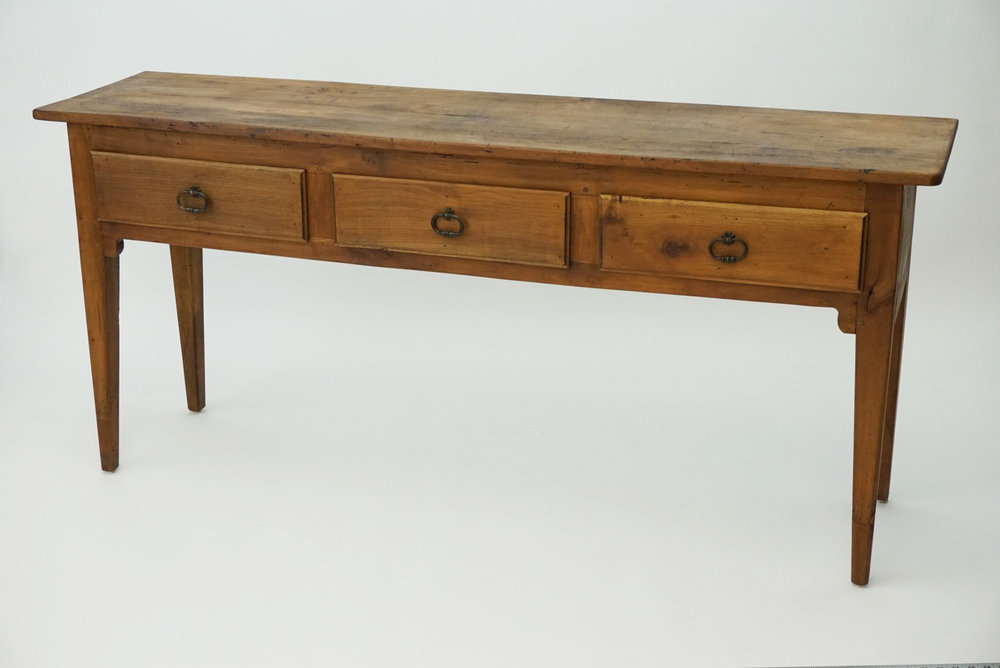 Country French Style Console