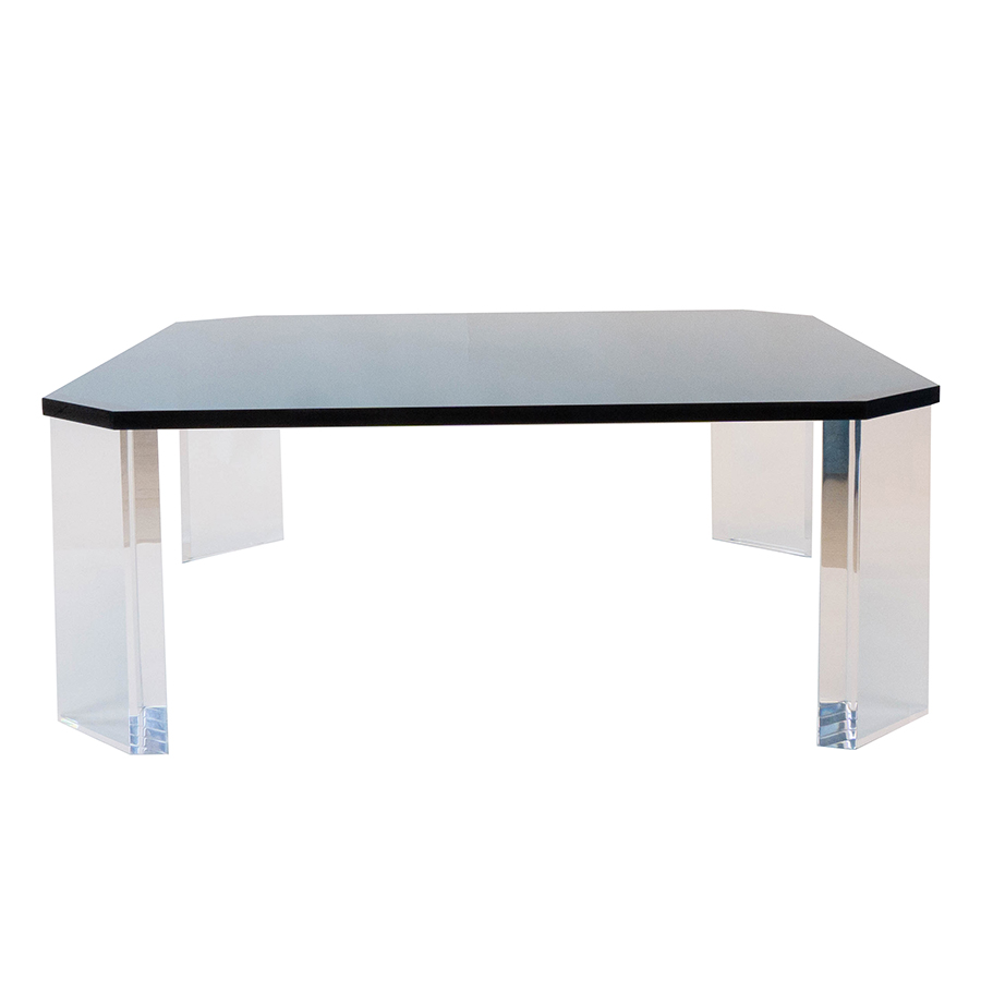 - Octagon Coffee Table - The Tailored Home.