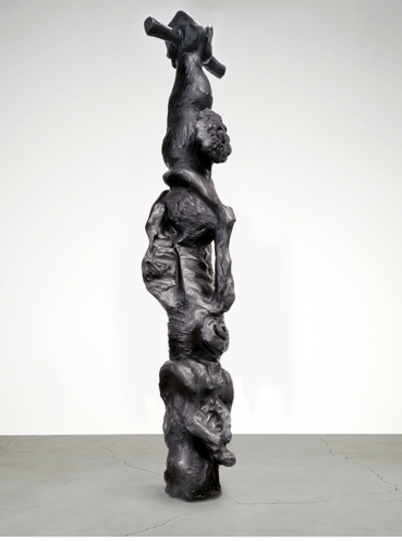 Herb Alpert ,  Untitled (Black Totem #7) , 2005