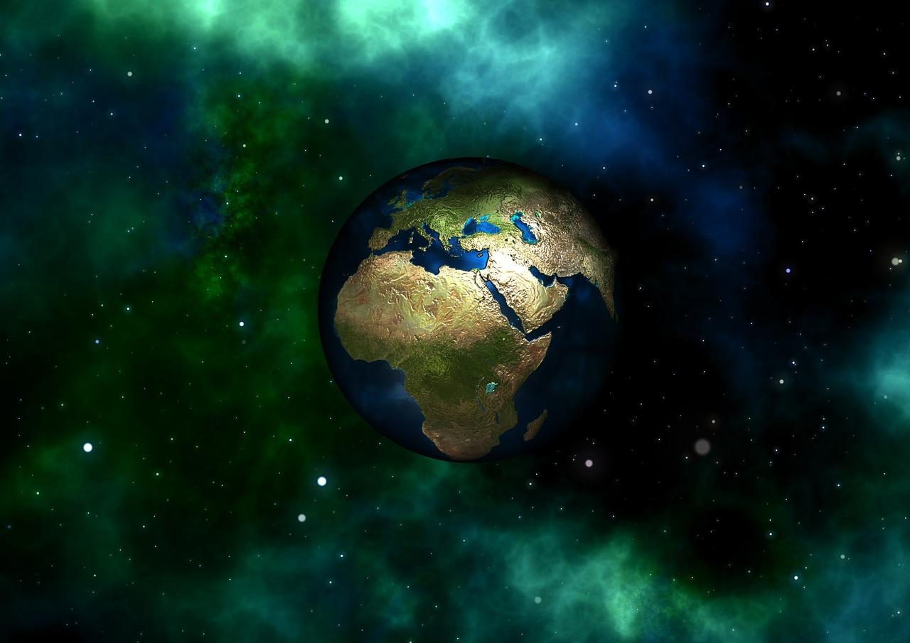 The Astrology of the New World: 2017-2021 — Eloise Meskanen