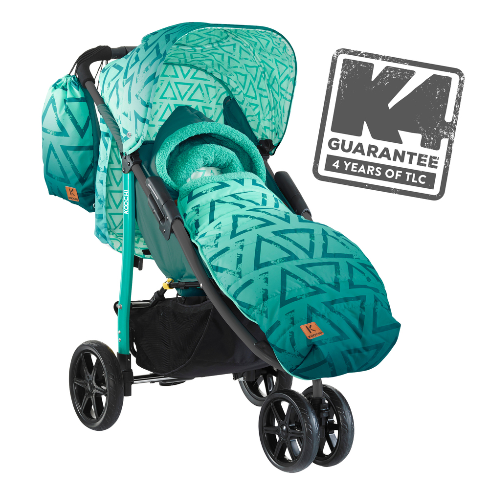 1 Koochi havana pushmatic pushchair.jpg