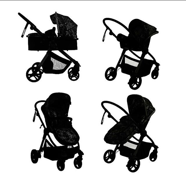 Multiple Modes. One travel-system  Want to be the first to see it? Head to www.koochi.co.uk for more information.