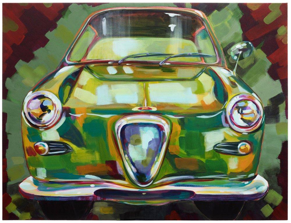 Beryl, 1962 Goggomobil TS 300