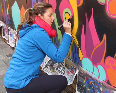 GRAFFITI - LONDON