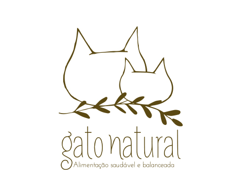 gato natural by patricia sodré