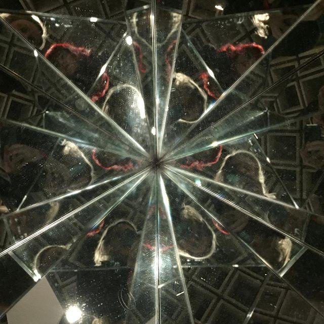 three mirror vortex #robertsmithson