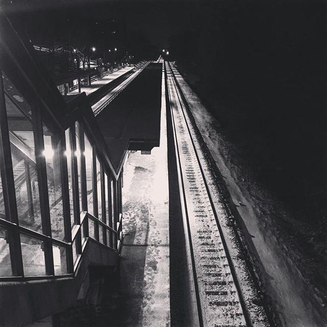 midnight train to ridgewood