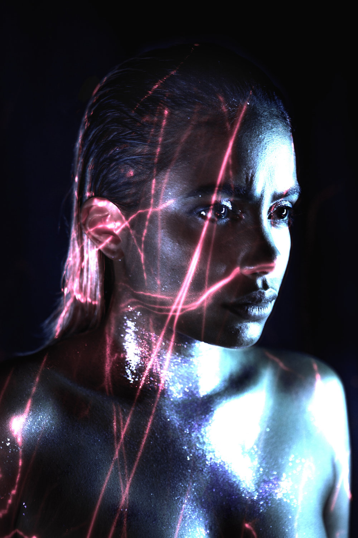Model -  Crystal Rodriguez