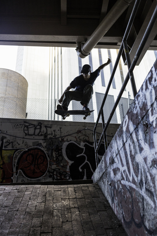 Skater, NYC