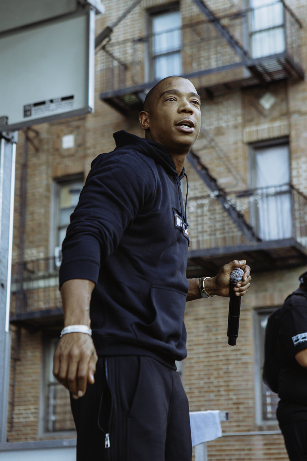 Ja Rule @ Morrison Ave Festival, The Bronx