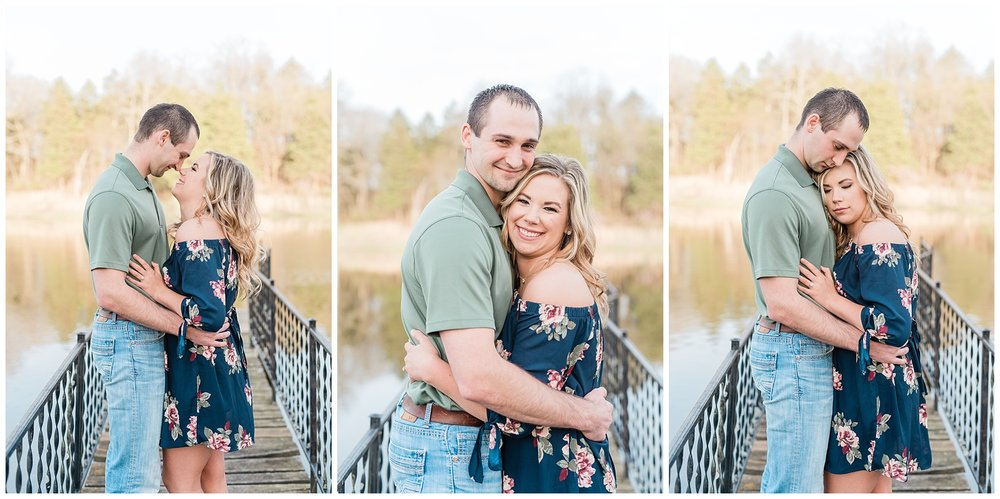 Spring Sunset Farm Engagement Session on Family Farm in Missouri Midwest by Kelsi Kliethermes Photography_0010.jpg