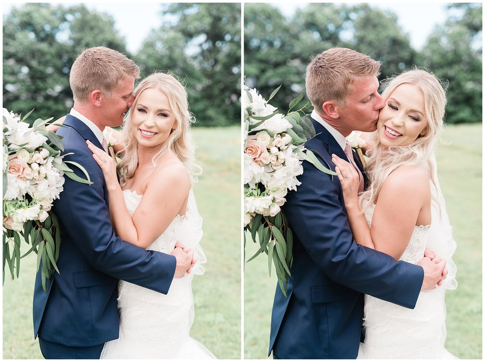 Stunning Heartfelt, Elegant, Fine Art, Chic, Outdoor Spring Wedding with Blush, Cream, Greenery, Rose Gold, and Sequins at Emerson Fields Venue by Kelsi Kliethermes Photography_0006.jpg