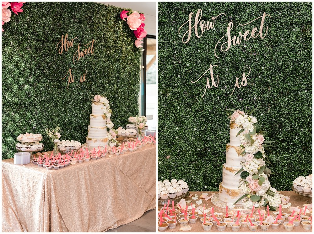 Stunning Heartfelt, Elegant, Fine Art, Chic, Outdoor Spring Wedding with Blush, Cream, Greenery, Rose Gold, and Sequins at Emerson Fields Venue by Kelsi Kliethermes Photography_0007.jpg