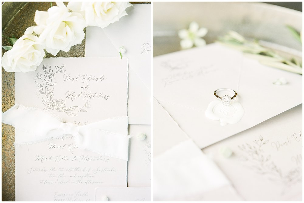 Textural Organic Wedding in All White Venue by Kelsi Kliethermes Wedding Photographer - Missouri, Midwest, and Destinations_0007.jpg