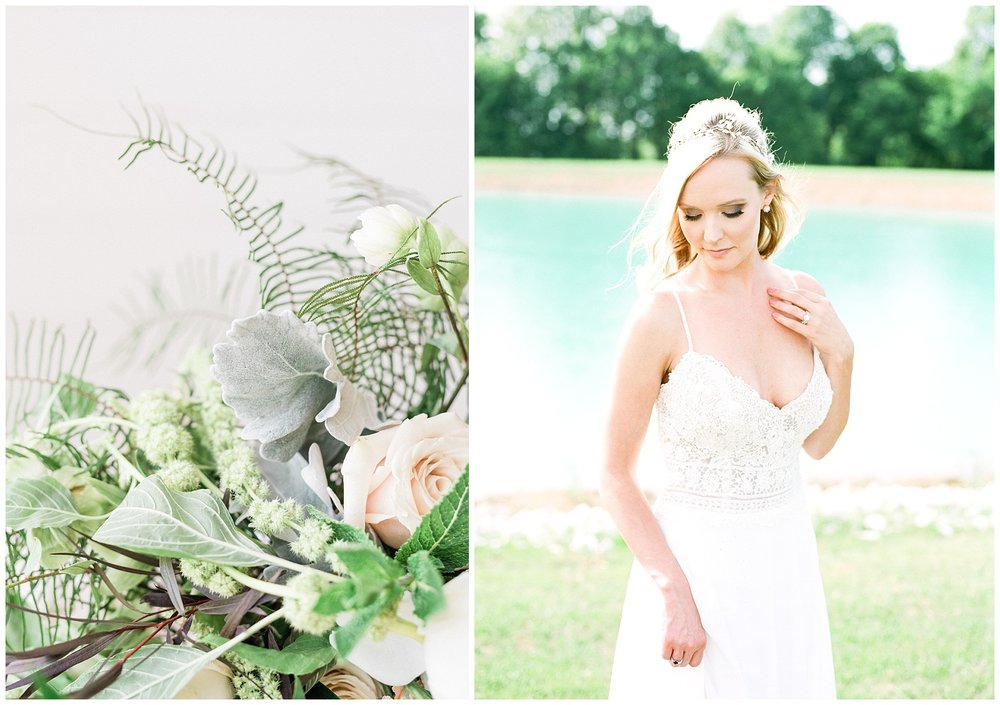 Textural Organic Wedding in All White Venue by Kelsi Kliethermes Wedding Photographer - Missouri, Midwest, and Destinations_0042.jpg