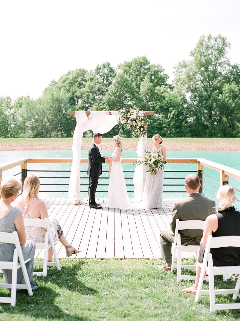 Textural Organic Wedding in All White Venue by Kelsi Kliethermes Wedding Photographer - Missouri, Midwest, and Destinations_0069.jpg