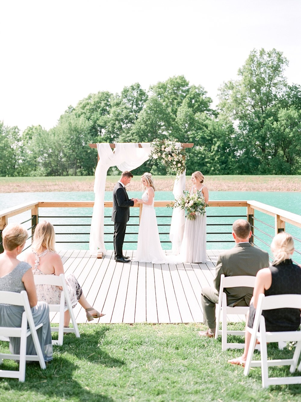 Textural Organic Wedding in All White Venue by Kelsi Kliethermes Wedding Photographer - Missouri, Midwest, and Destinations_0070.jpg