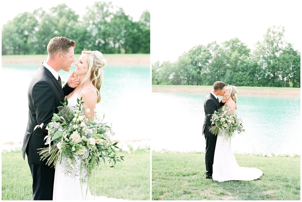 Textural Organic Wedding in All White Venue by Kelsi Kliethermes Wedding Photographer - Missouri, Midwest, and Destinations_0079.jpg