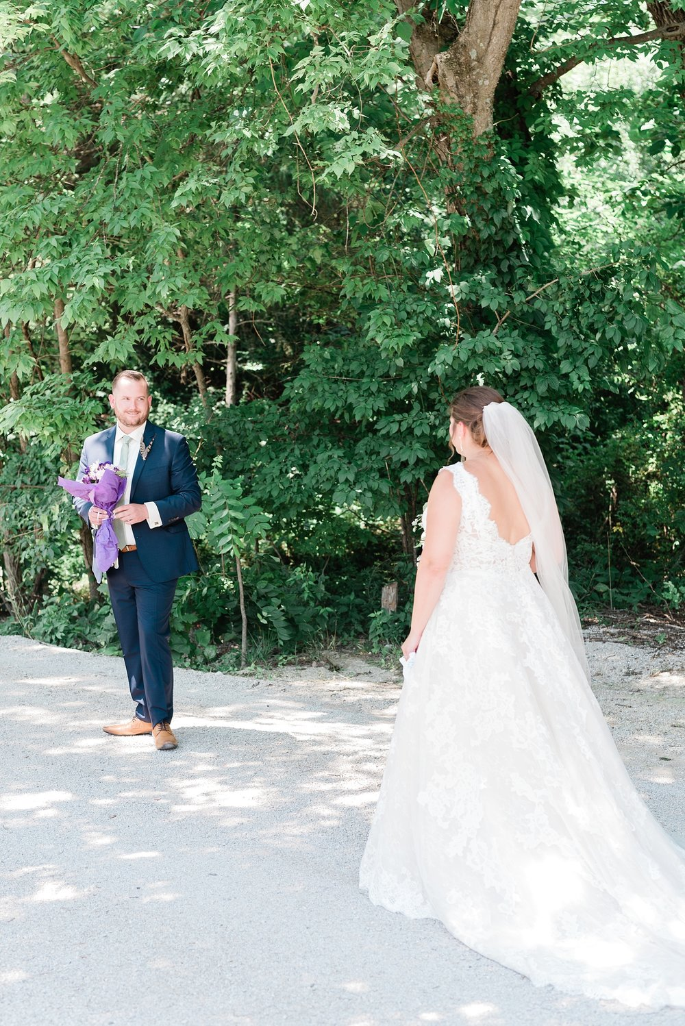 Montana Couple Married Lakeside with Mountain Themed Wedding At Little Piney Lodge Hermann MO by Kelsi Kliethermes Photography_0010.jpg
