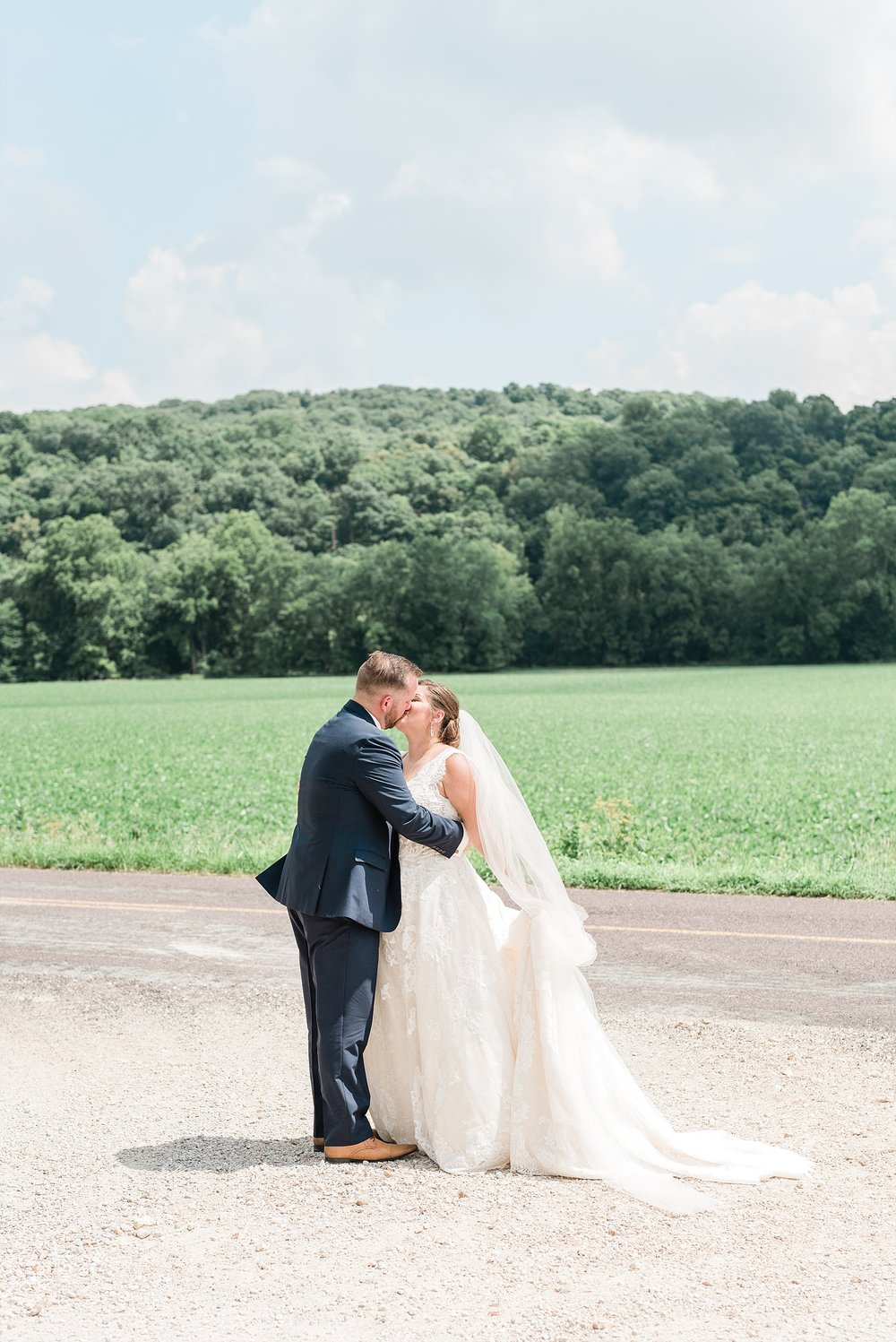 Montana Couple Married Lakeside with Mountain Themed Wedding At Little Piney Lodge Hermann MO by Kelsi Kliethermes Photography_0022.jpg