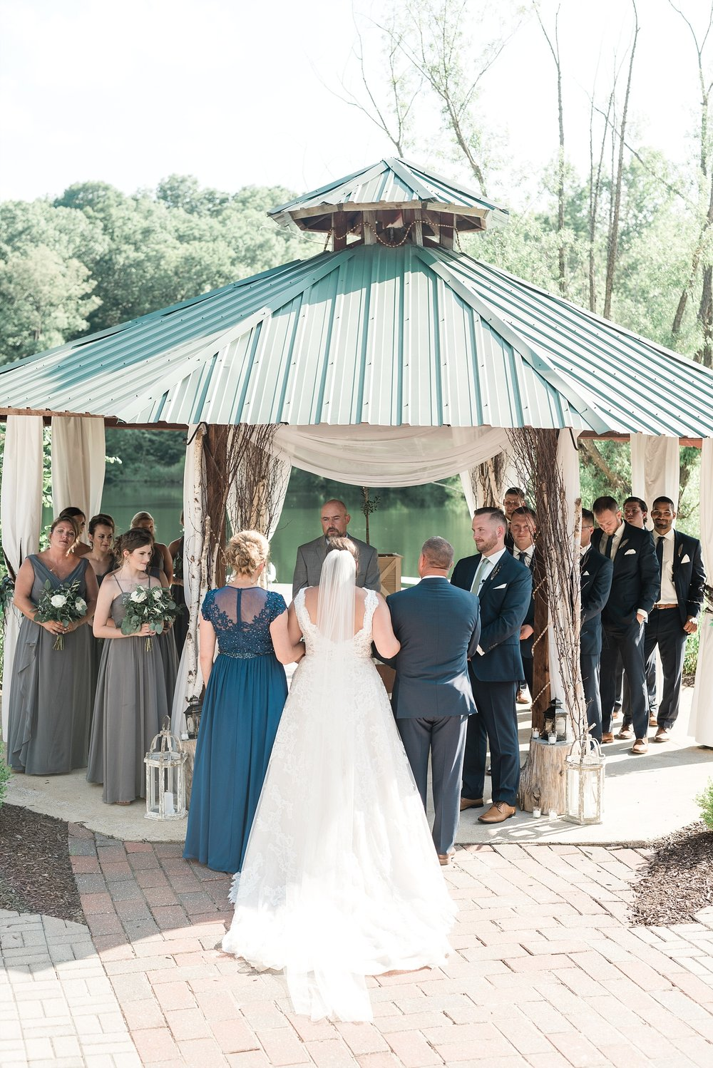 Montana Couple Married Lakeside with Mountain Themed Wedding At Little Piney Lodge Hermann MO by Kelsi Kliethermes Photography_0031.jpg