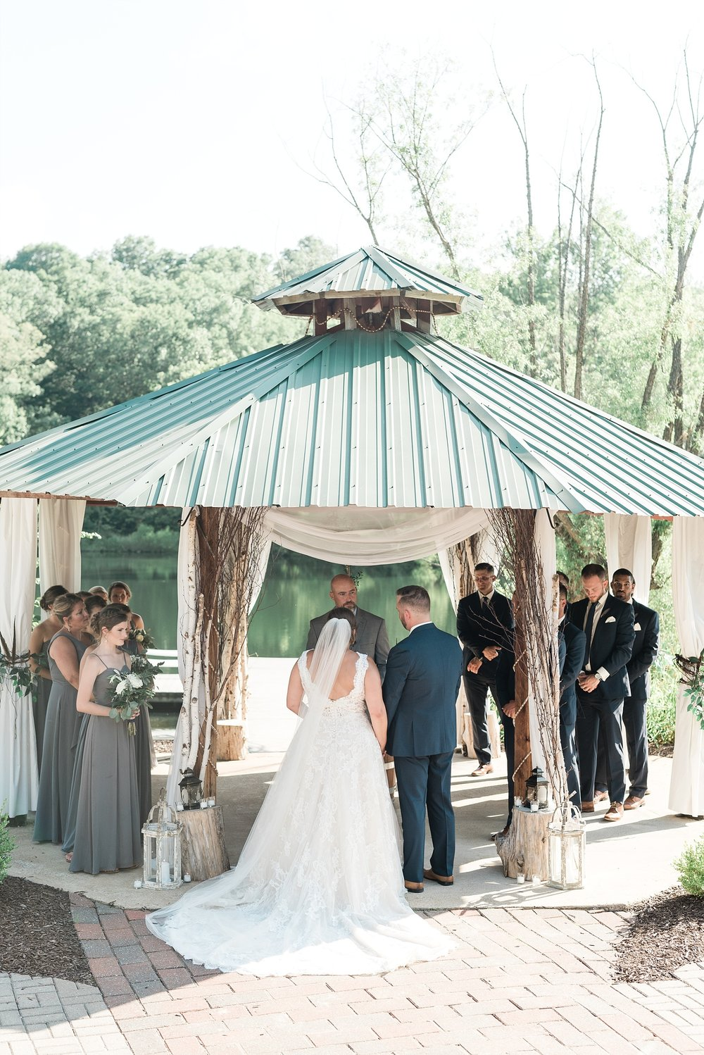 Montana Couple Married Lakeside with Mountain Themed Wedding At Little Piney Lodge Hermann MO by Kelsi Kliethermes Photography_0034.jpg