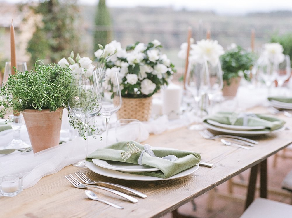 All White Destination Wedding in the Hills of Tuscany Italy at Estate Borgo Petrognano by Kelsi Kliethermes Photography_0023.jpg