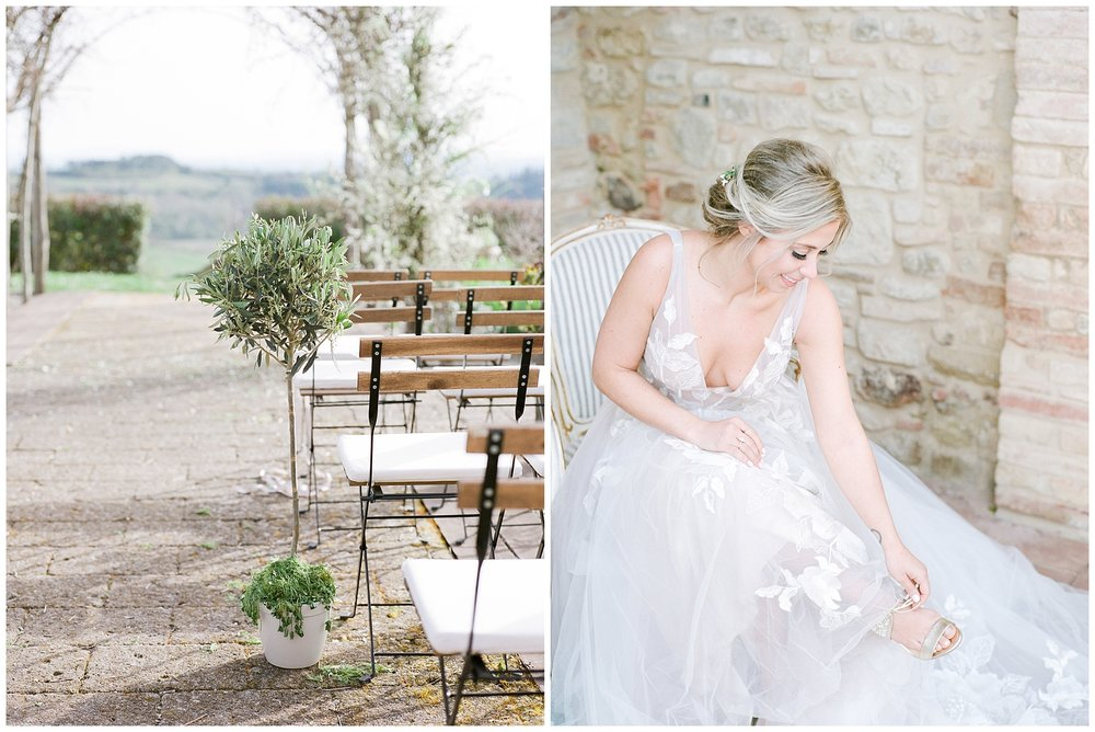 All White Destination Wedding in the Hills of Tuscany Italy at Estate Borgo Petrognano by Kelsi Kliethermes Photography_0038.jpg