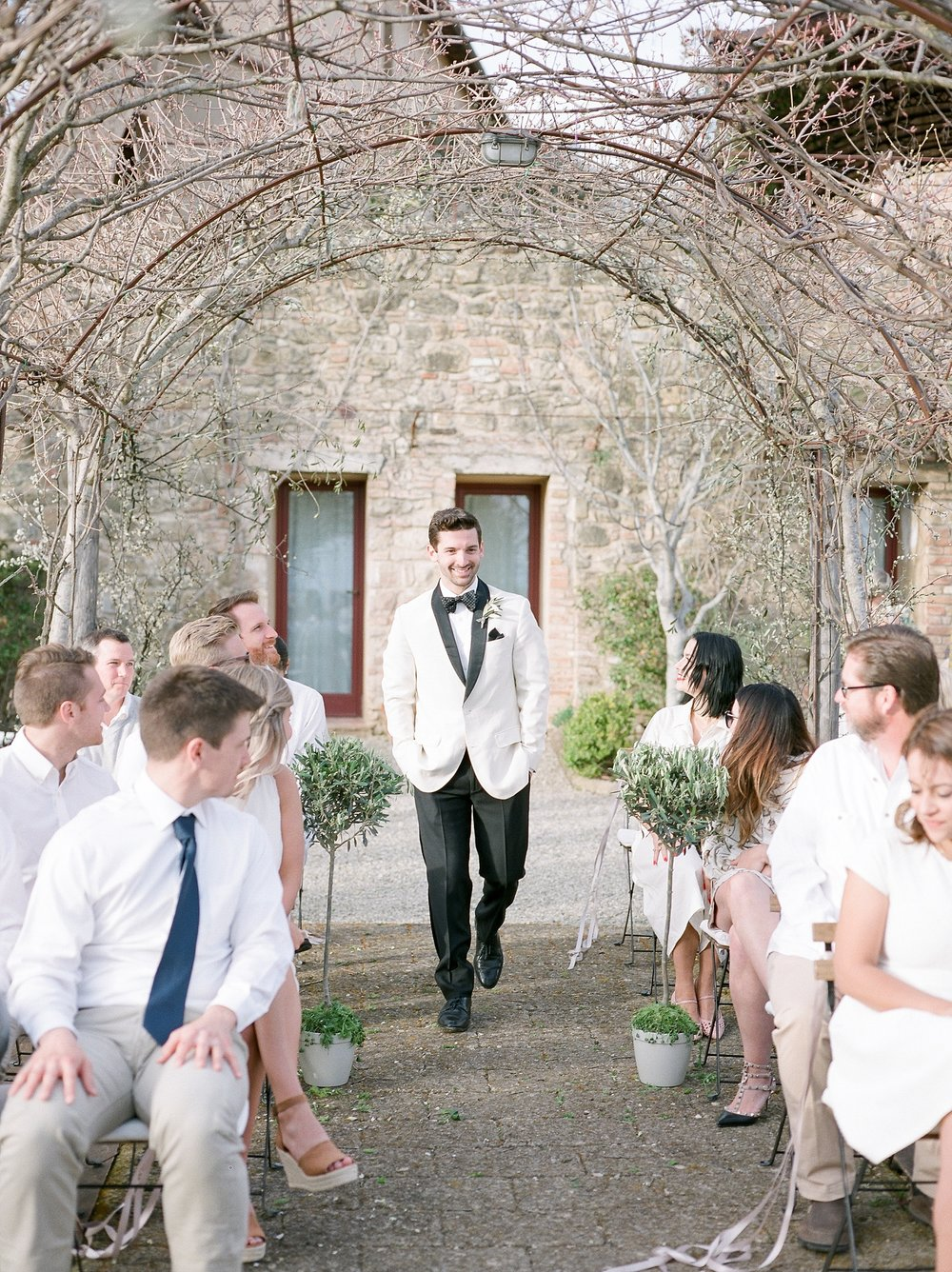 All White Destination Wedding in the Hills of Tuscany Italy at Estate Borgo Petrognano by Kelsi Kliethermes Photography_0046.jpg