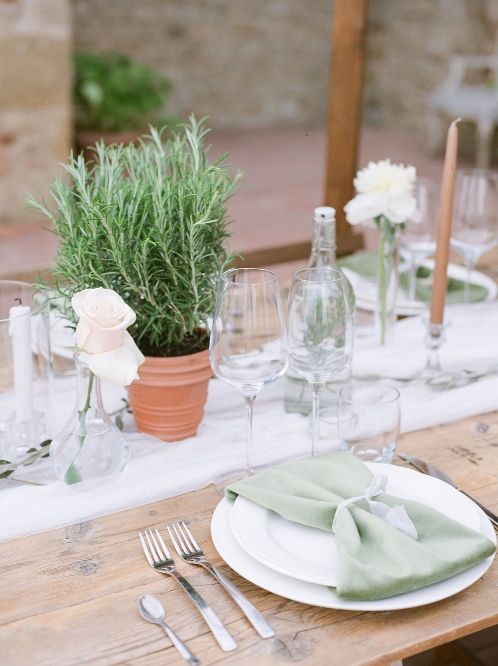All White Destination Wedding in the Hills of Tuscany Italy at Estate Borgo Petrognano by Kelsi Kliethermes Photography_0073.jpg