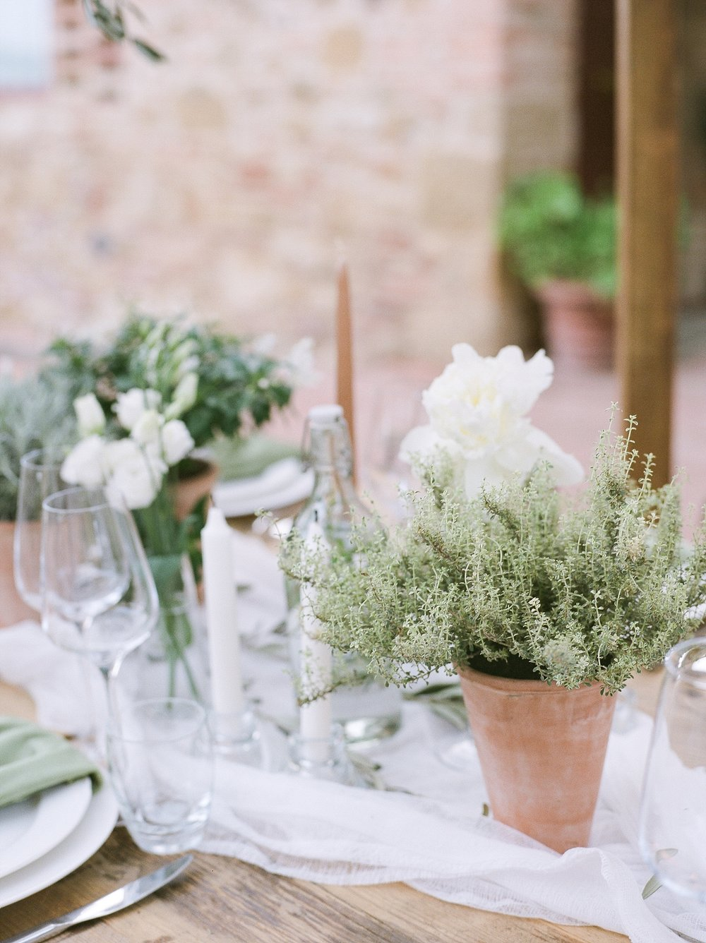 All White Destination Wedding in the Hills of Tuscany Italy at Estate Borgo Petrognano by Kelsi Kliethermes Photography_0074.jpg