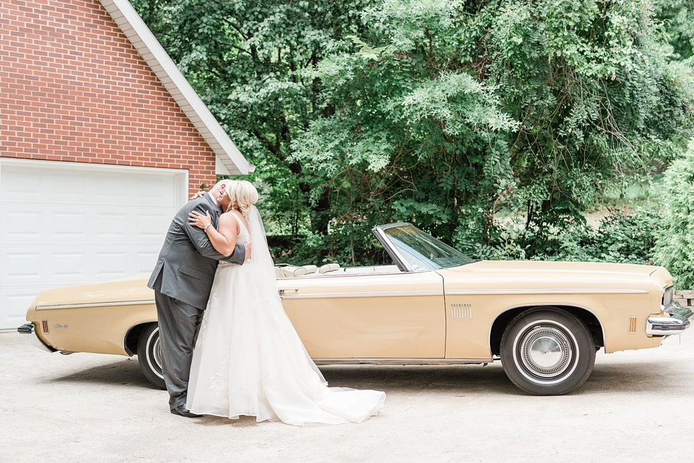 Rose Gold, White, and Greenery High Class Summer Wedding at The Millbottom in Downtown Jefferson City by Kelsi Kliethermes Photography_0017.jpg