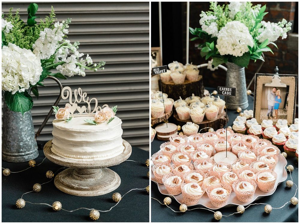 Rose Gold, White, and Greenery High Class Summer Wedding at The Millbottom in Downtown Jefferson City by Kelsi Kliethermes Photography_0031.jpg