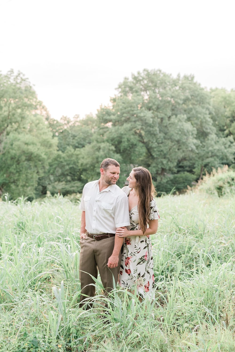 Sunset Engagement Session at Faust Park Chesterfield Missouri by Kelsi Kliethermes Photography_0022.jpg